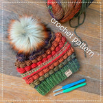 Block Party Hat - Crochet Pattern