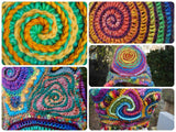 Spiral File - Crochet Pattern