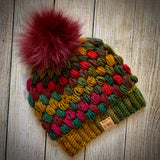 Bonbon Hat - Crochet Pattern