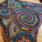 Triple Stack Spiral Crochet Pattern