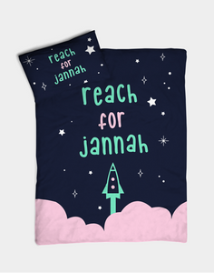 Reach for Jannah Bedding
