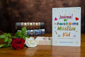 Journal of An Awesome Muslim Kid