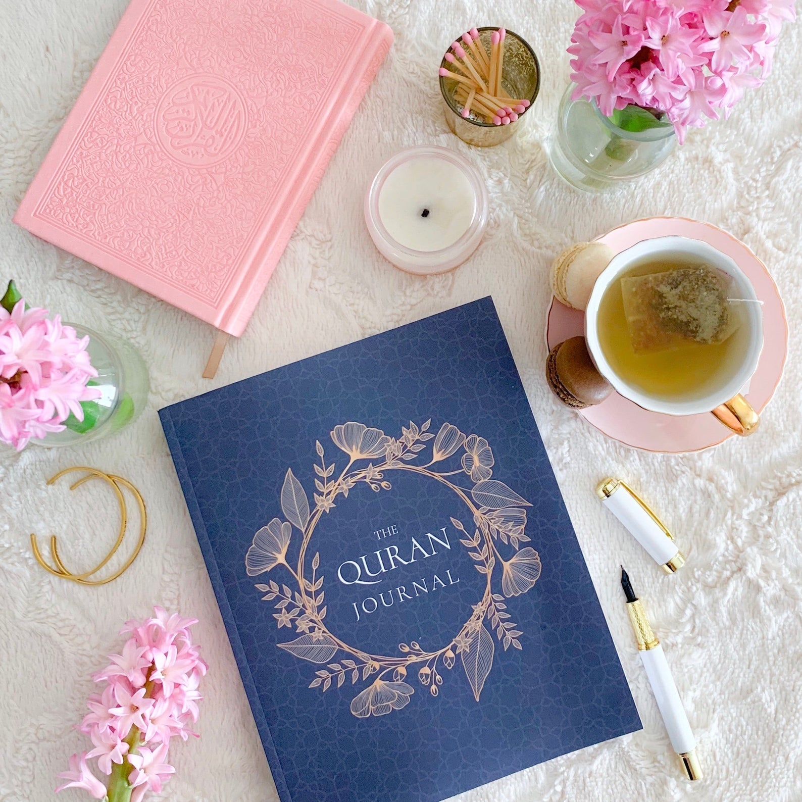 The QURAN Journal: 365 Verses to Learn, Reflect upon, and Apply