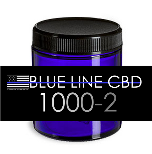 21000-2 Hemp Relief Cream 2oz. with 1000mg CBD Isolate. (SAVE 25%! READ DESCRIPTION)