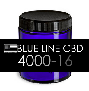 24000-16 Hemp Relief Cream 16oz. with 4000mg CBD Isolate. (SAVE 25%! READ DESCRIPTION)