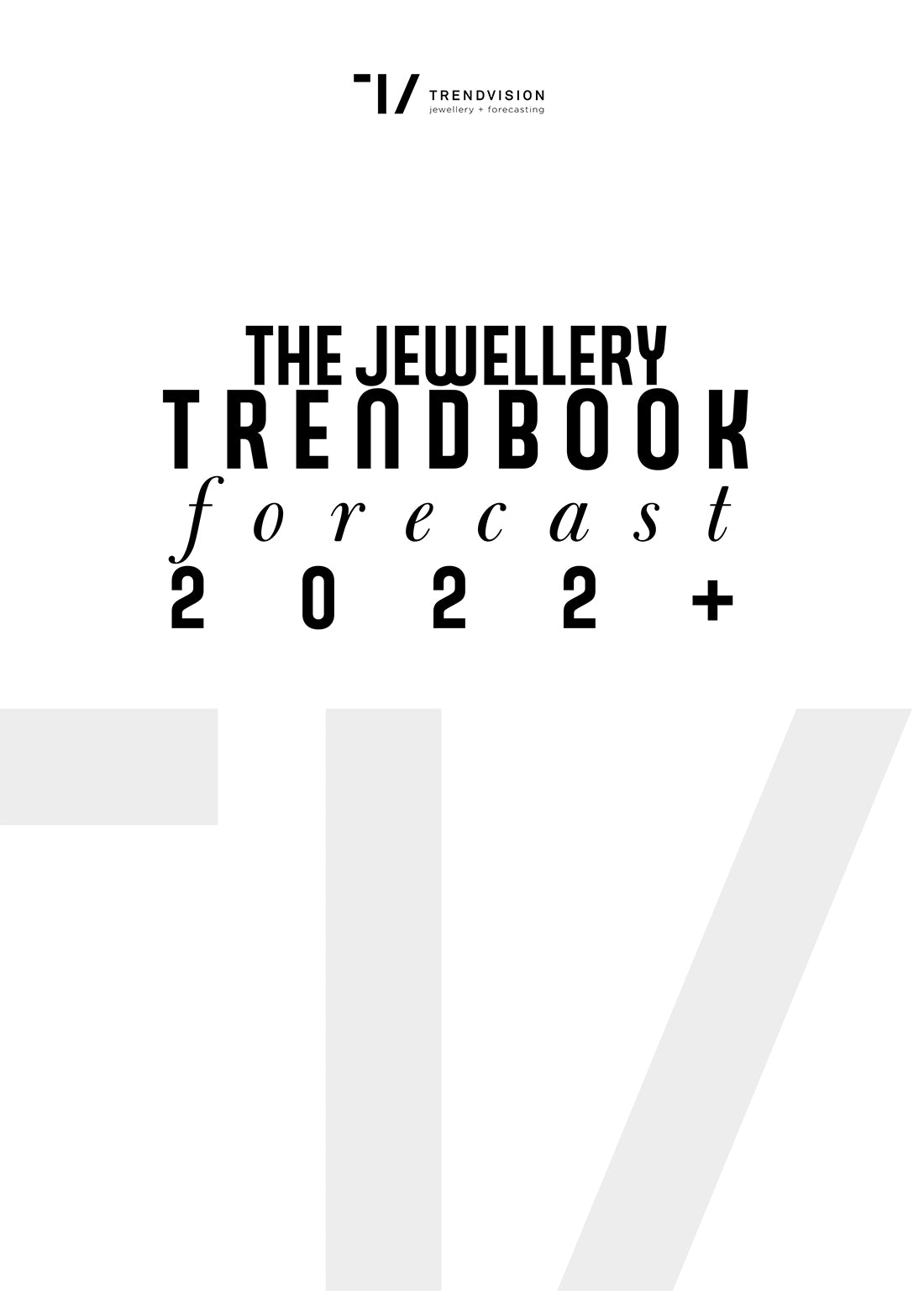 The jewellery trendbook forecast 2022+