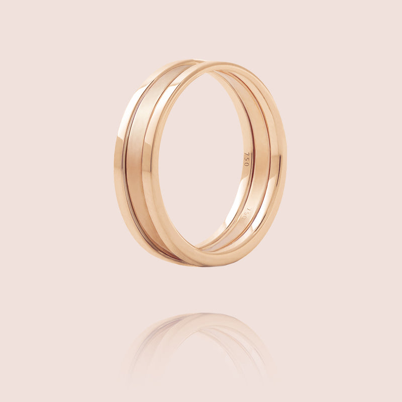 We Ring | Rose Gold Matt