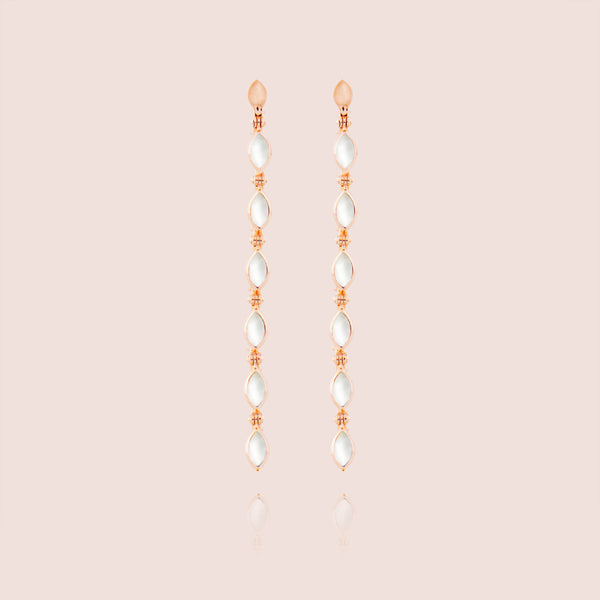 Swinging Long Line Earrings