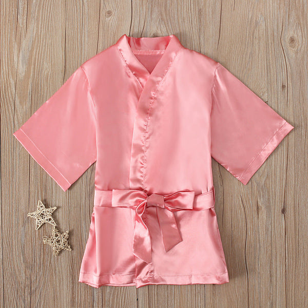 Princess Silk Robe
