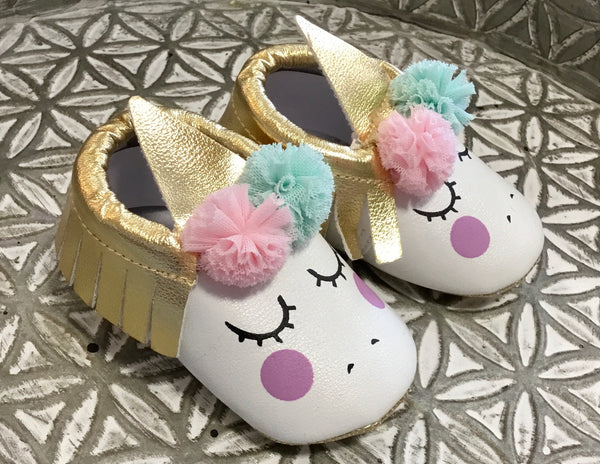 Girl's Unicorn Shoes