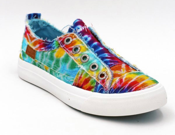 Tie Dye Girl's Shoes