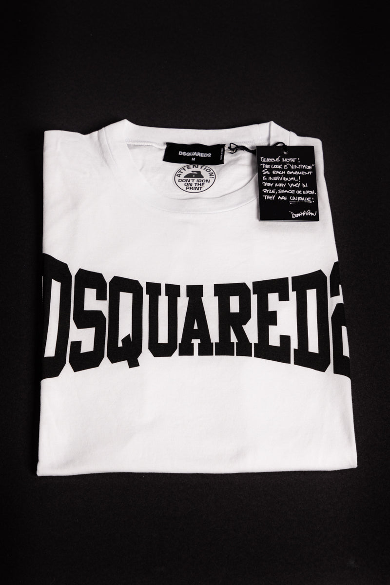 Dsquared2 T-shirt - Brands Off - Buy Online Luxury Clothing - Fashion Online Shop - Outlet Price