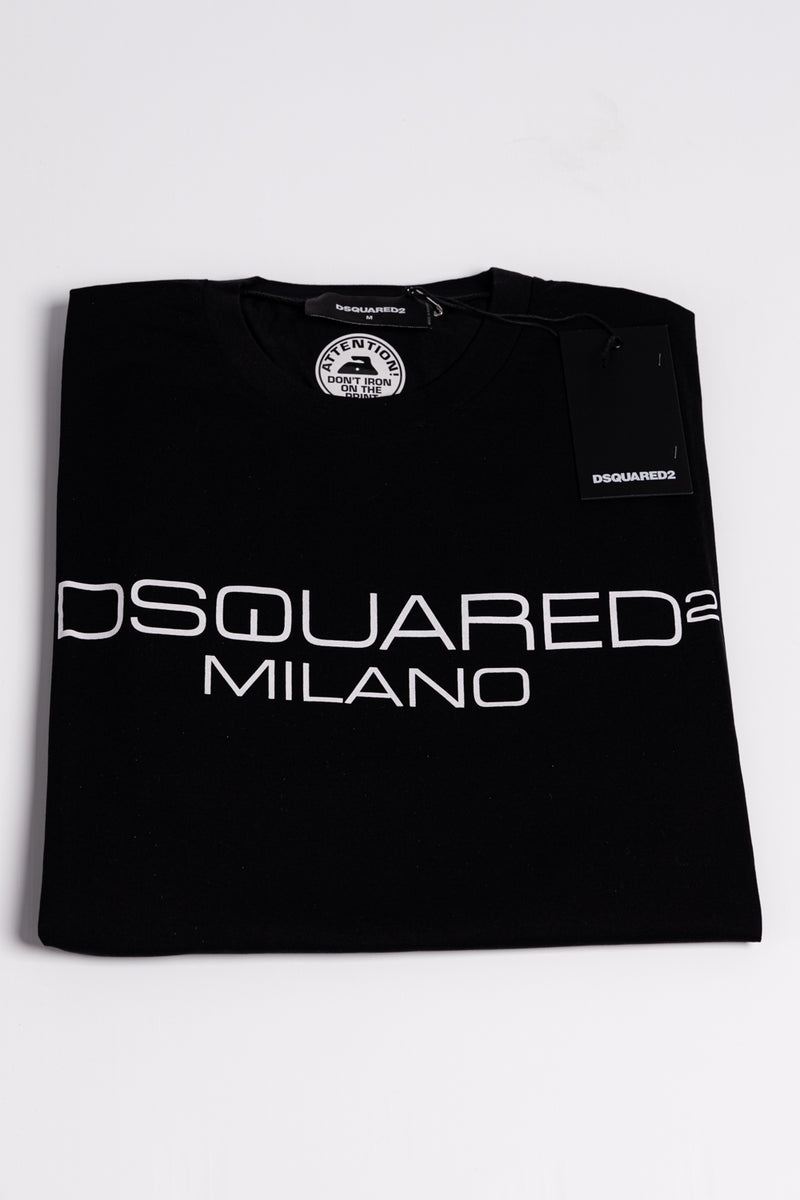 Dsquared2 Milano T-shirt - Brands Off - Buy Online Luxury Clothing - Fashion Online Shop - Outlet Price