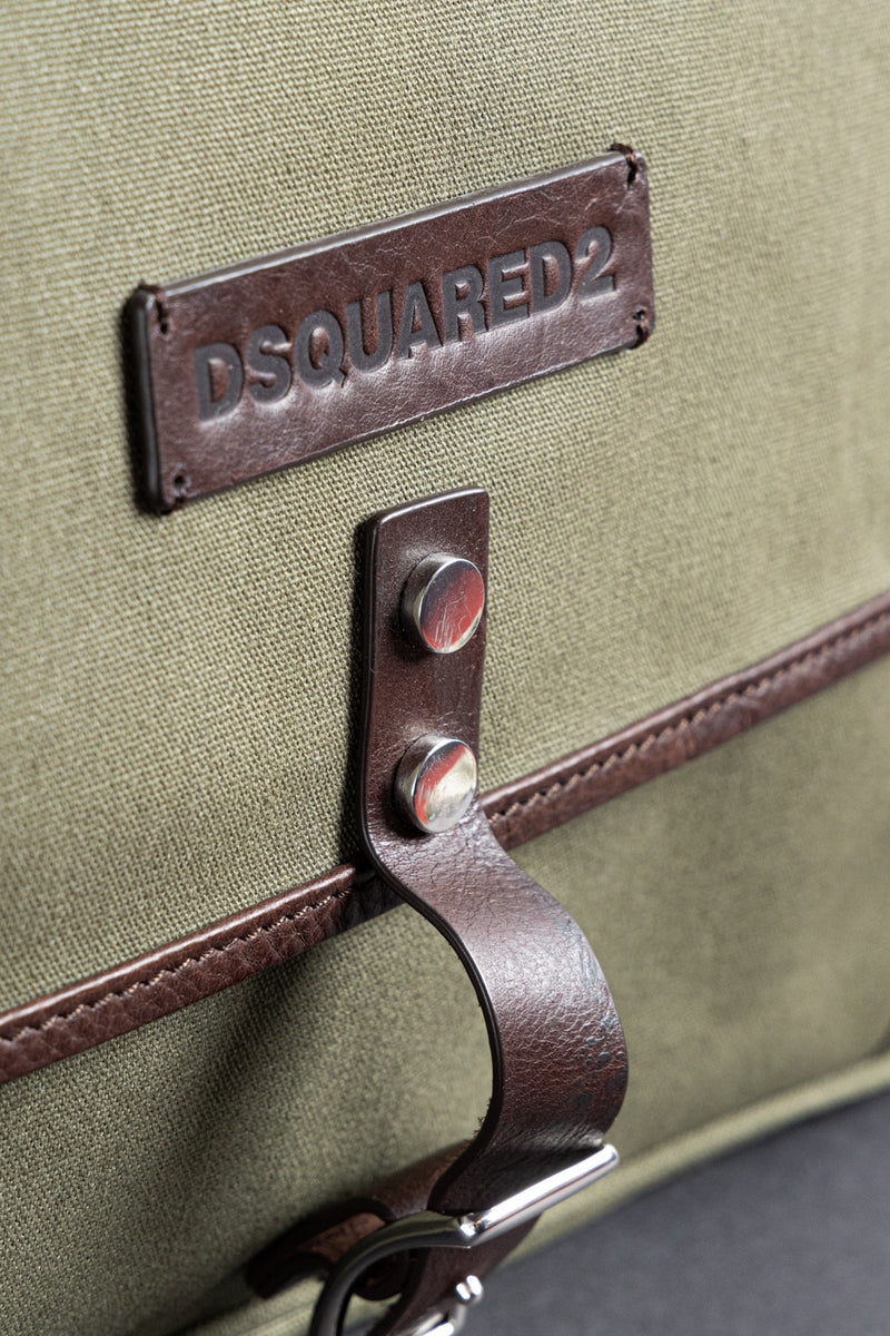 Dsquared2 Shoulder Bag - Brands Off - Buy Online Luxury Clothing - Fashion Online Shop - Outlet Price