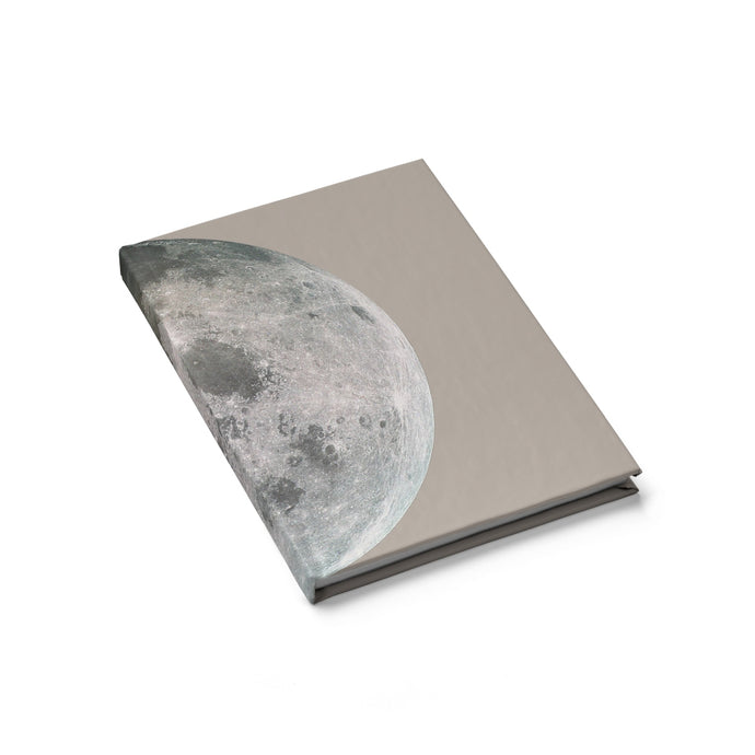 Waning Moon Journal - Blank - bycsera