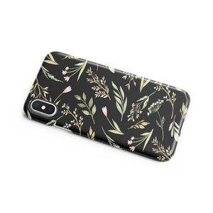 Wildflowers Snap iPhone Case - bycsera