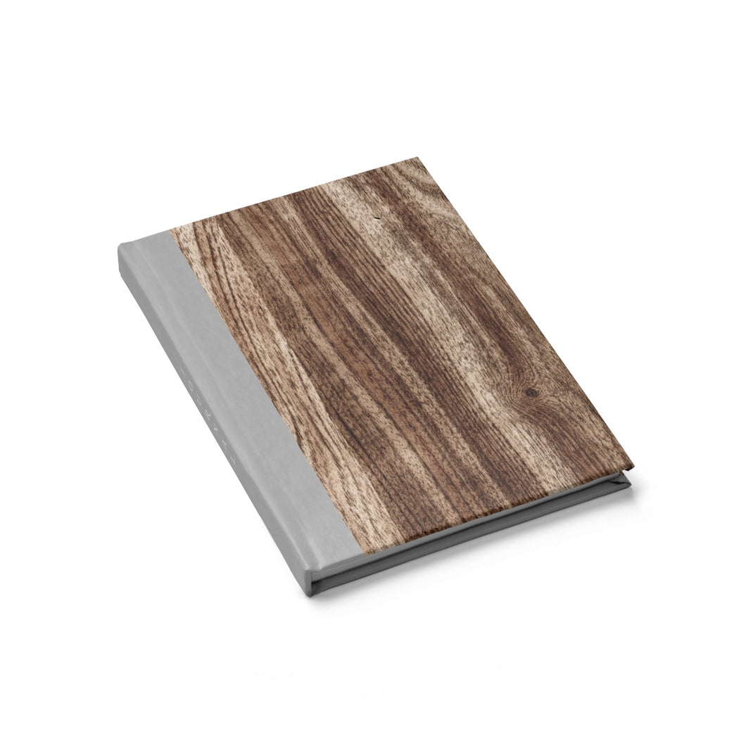 Ash Wood Journal - Blank - bycsera