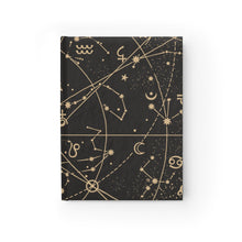 Load image into Gallery viewer, Black Sky At Night Journal - Blank - bycsera