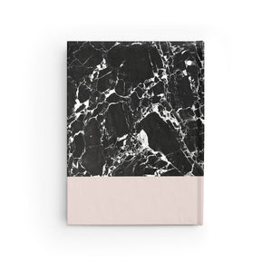 Black Marble Journal - Blank