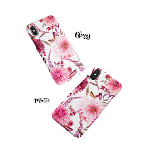 Grenadine Snap iPhone Case