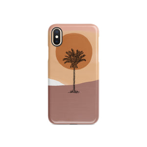 Desert Dreams Snap iPhone Case
