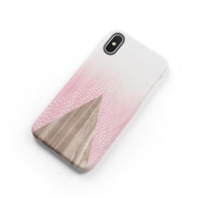 Load image into Gallery viewer, Carnation Pink Snap iPhone Case,CSERA
