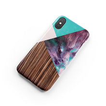 Load image into Gallery viewer, Nebula Snap iPhone Case - bycsera