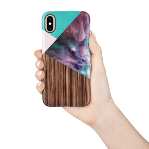 Nebula Snap iPhone Case,CSERA
