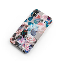 Load image into Gallery viewer, Azure Blue Snap iPhone Case - bycsera