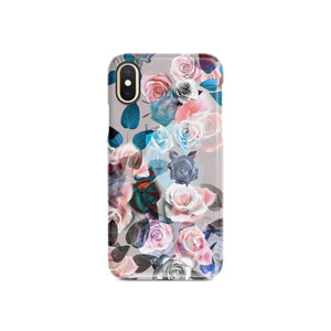 Azure Blue Snap iPhone Case,CSERA