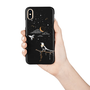 Magpie Jewelry Tree Snap iPhone Case,CSERA