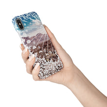 Load image into Gallery viewer, Lunar Canyon Snap iPhone Case