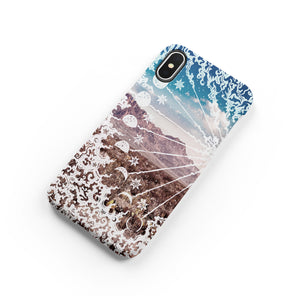 Lunar Canyon Snap iPhone Case,CSERA