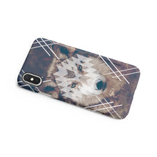 Load image into Gallery viewer, Dire wolf Snap iPhone Case - bycsera
