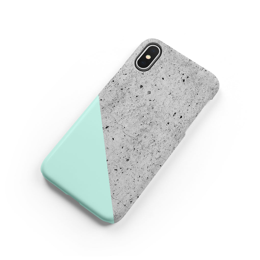 Pale Turquoise Snap iPhone Case - bycsera