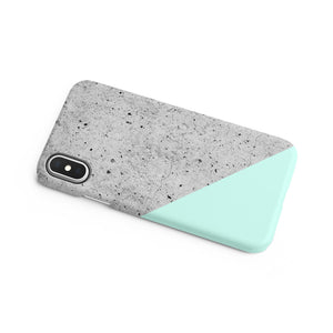 Pale Turquoise Snap iPhone Case,CSERA