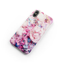 Load image into Gallery viewer, Peony Gems Snap iPhone Case,CSERA