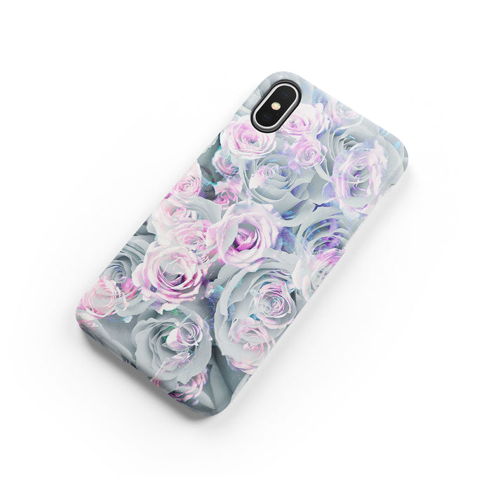 Periwinkle Snap iPhone Case