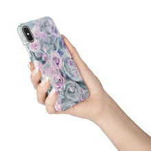 Load image into Gallery viewer, Periwinkle Snap iPhone Case,CSERA