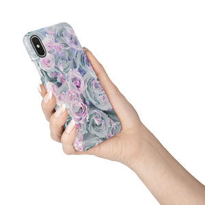 Periwinkle Snap iPhone Case,CSERA