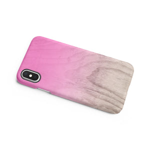 Pink Peacock Snap iPhone Case,CSERA