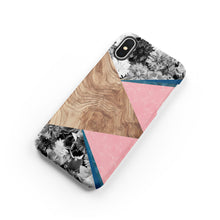 Load image into Gallery viewer, Pressed Rose Snap iPhone Case - bycsera