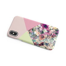Load image into Gallery viewer, Coral Poppy Snap iPhone Case - bycsera