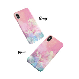 Sweet Lilac Snap iPhone Case