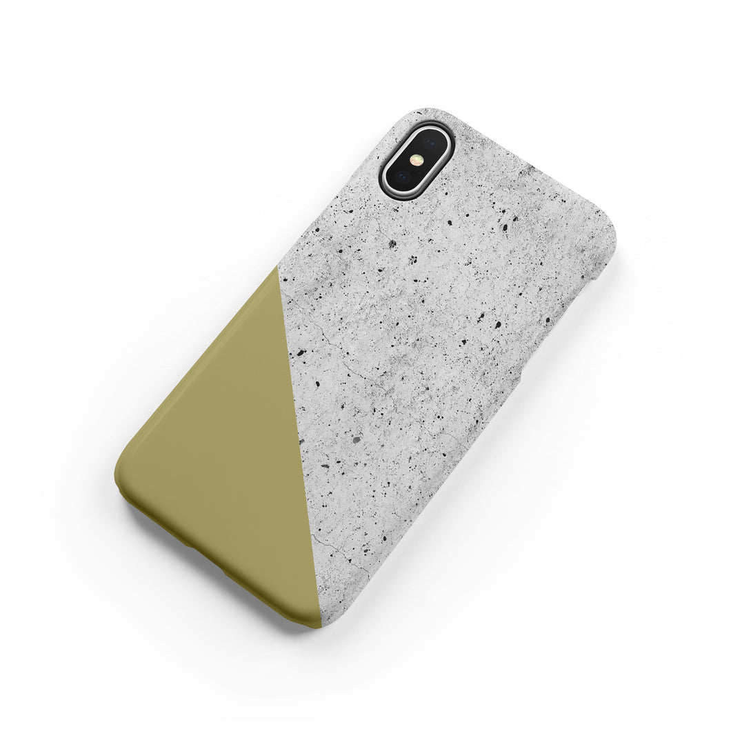 Terrarium Moss Snap iPhone Case