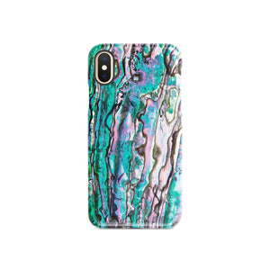 Abalone Shell Snap iPhone Case