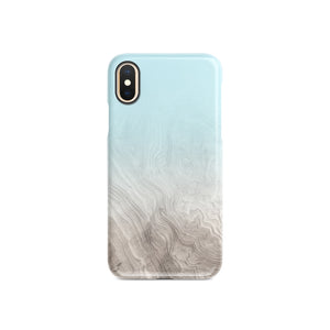 Aegean Snap iPhone Case - bycsera