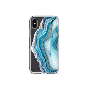 Agate Clear iPhone Case,CSERA