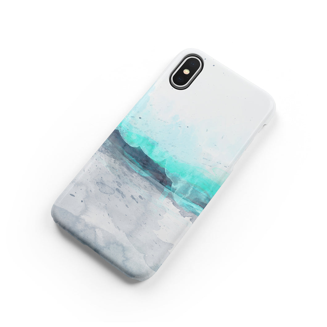 Arctic Snap iPhone Case - bycsera