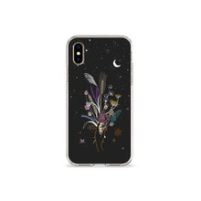 Load image into Gallery viewer, Autumn Pampas Clear iPhone Case,CSERA